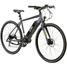"LLOBE E-Bike »Cross Urban, 28 Zoll«, 28 "", 8-Gang, 10.4 Ah"