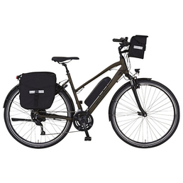 "DIDI THURAU E-Bike »Didi Thurau Edition«, 28 "", 24-Gang, 10.4 Ah"
