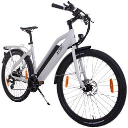 "LLOBE E-Bike »E-Urban Voga Bianco«, 27,5"", 21-Gang, 10.4 Ah"