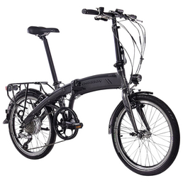 "CHRISSON E-Bike »EF1«, 20 "", 8-Gang, 8.7 Ah"