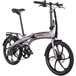 """CHRISSON E-Bike »eFolder«, 20"""", 8-Gang, 10 Ah"""