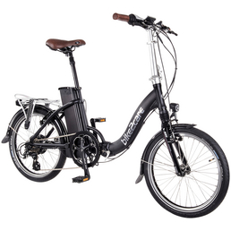 """bike2care E-Bike »F2-Pro/Premium«, 20"""", 7-Gang, 19.2 Ah"""