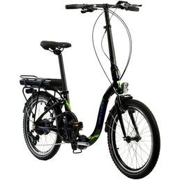 "DEVRON E-Bike »foldable black«, 20"", 7-Gang, 8.8 Ah"