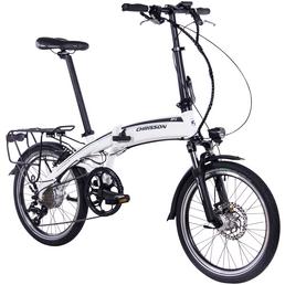 """CHRISSON E-Bike Klapprad, 20 """", 9-Gang, 8.7 Ah"""