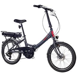 "TELEFUNKEN E-Bike »Kompakt F800«, 20 "", 7-Gang, 10.4Ah"