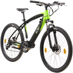 "LLOBE E-Bike »ML-276«, 27,5 "", 7-Gang, 11.6 Ah"