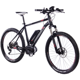 "CHRISSON E-Bike Mountainbike, 27,5 "", 10-Gang, 13.9 Ah"