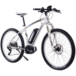 "CHRISSON E-Bike Mountainbike 27,5 "", 10 Gang, 13.9Ah"