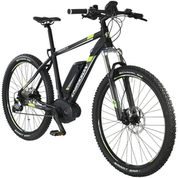"CHRISSON E-Bike Mountainbike »E-Mounter«, 27,5 "", 9-Gang, 8.3 Ah"