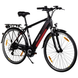 "MAXTRON E-Bike »MT-1«, 28 "", 8-Gang, 11.6 Ah"