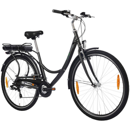 "TEUTOBURG E-Bike »Senne Wave«, 28"", 7-Gang, 10.4 Ah"