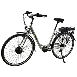 "LLOBE E-Bike »Silverline«, 28"", 7-Gang, 10 Ah"