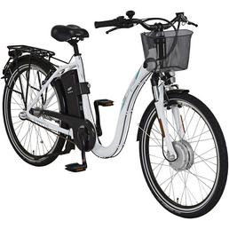"""DIDI THURAU E-Bike Tiefeinsteiger, 26 """", 3-Gang, 10.4 Ah"""