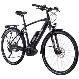 "CHRISSON E-Bike Trekking, 30 "", 10-Gang, 11.1 Ah"