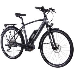 "CHRISSON E-Bike Trekking, 32 "", 10-Gang, 11.1Ah"