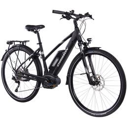 "CHRISSON E-Bike Trekking, 33 "", 10-Gang, 11.1 Ah"