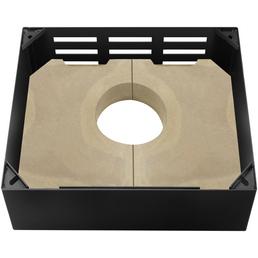 JUSTUS E-Block, BxL: 40,5 x 50,5 cm, Stahl