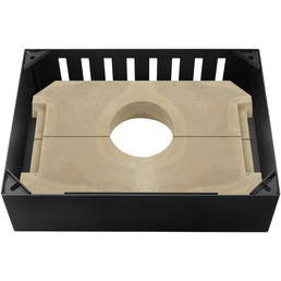 JUSTUS E-Block, BxL: 45,5 x 50,5 cm, Stahl