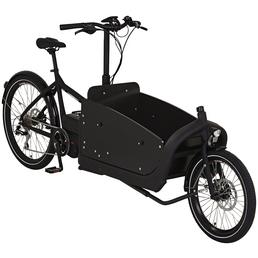 "PROPHETE E-Cargobike »Cargo 20.ETL.20«, 26 "", 8-Gang, 16 Ah"