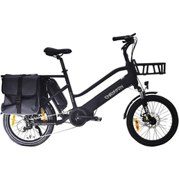 "CHRISSON E-Cargobike »eCargo«, 20 "", 8-Gang, 20 Ah"