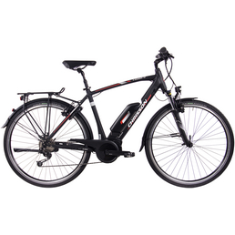 "CHRISSON E-Citybike »E-Rounder«, 28 "", 9-Gang, 8.2 Ah"