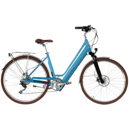 "ALLEGRO E-Citybike »Invisible City Plus«, 28 "", 7-Gang, 10.4 Ah"