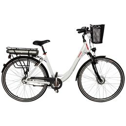 "TELEFUNKEN E-Citybike »RC657 Multitalent«, 28 "", 7-Gang, 13 Ah"