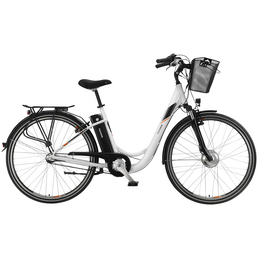 "TELEFUNKEN E-Citybike »RC830 Multitalent«, 28"", 7-Gang, 10.4 Ah"
