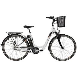 "TELEFUNKEN E-Citybike »RC865 Multitalent«, 28 "", 3-Gang, 10.4 Ah"