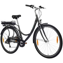"TEUTOBURG E-Citybike »Senne Wave XXL«, 28 "", 7-Gang, 10.4 Ah"