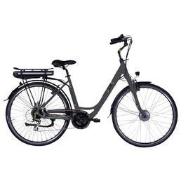 "LLOBE E-Citybike »Silverline«, 28"", 7-Gang, 10 Ah"