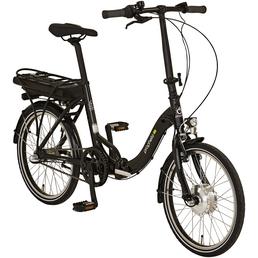 "PROPHETE E-Citybike »URABNICER - 20.ESU.10«, 20 "", 3-Gang, 8.8 Ah"