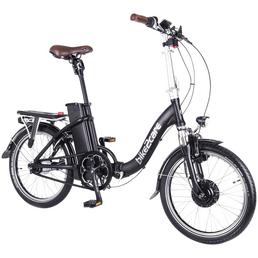 "bike2care E-Faltrad »bike2care E-Faltrad F2-Nexus-7/Premium«, 20"", 7-Gang, 19.2 Ah"