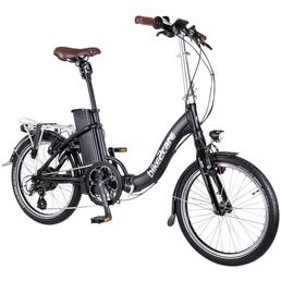 "bike2care E-Faltrad »bike2care E-Faltrad F2-Pro/Premium«, 20"", 7-Gang, 19.2 Ah"