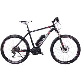 "CHRISSON E-Mountainbike »E-Mounter 2.0«, 27,5 "", 10-Gang, 11 Ah"