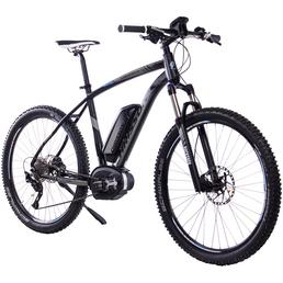 "CHRISSON E-Mountainbike »E-Mounter 2.0«, 27,5 "", 10-Gang, 13.4 Ah"