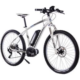 "CHRISSON E-Mountainbike »E-Mounter 3.0«, 27,5 "", 10-Gang, 13.4 Ah"