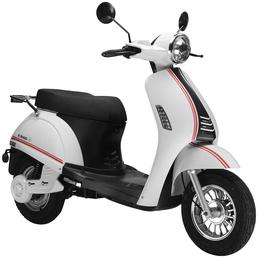 LuXXon E-Scooter »E3000«, 25 km/h (max.), 3000 W