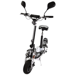 SXT SCOOTERS E-Scooter »SXT 500«, max. 40 km/h, Reichweite: 60 km, weiß