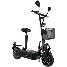 DIDI THURAU E-Streetroller »Street Basic, 45 km/h«, 45 km/h (max.), schwarz