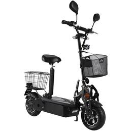 DIDI THURAU E-Streetroller »Street Safety, 45 km/h«, 45 km/h (max.), schwarz