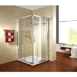 SCHULTE Eckeinstieg »Kristall Trend«, BxTxH: 75 x 90 x 185 cm