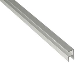 GAH ALBERTS Eckprofil, Aluminium, Silber, 2000 x 30 x 15,9 x 1,5 mm