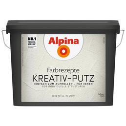 ALPINA Effektfarbe »Farbrezepte«, weiß,