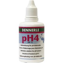 DENNERLE Eichlösung, pH 4