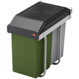 HAILO Einbau-Abfalleimer »Einbau-Abfalleimer »Eco L«, 2 x 14 Liter«