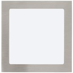 EGLO Einbauleuchte »FUEVA 1«, 18 W, Einbautiefe: 3 cm