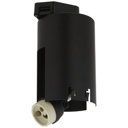 PAULMANN Einbautopf »Premium Line«, Metall, GU10, 230 V, schwarz