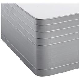 BECKMANN Einfassung »Standard«, HxL: 13 x 708 cm, Aluminium