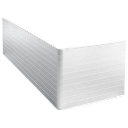 BECKMANN Einfassung »Standard«, HxL: 20 x 708 cm, Aluminium